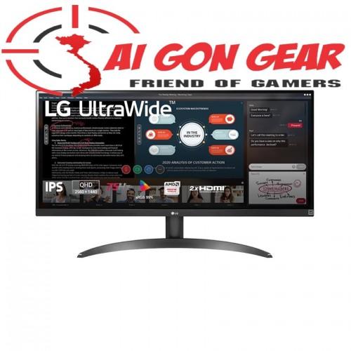 Màn hình 29 21:9 UltraWide™ Full HD IPS với AMD FreeSync™