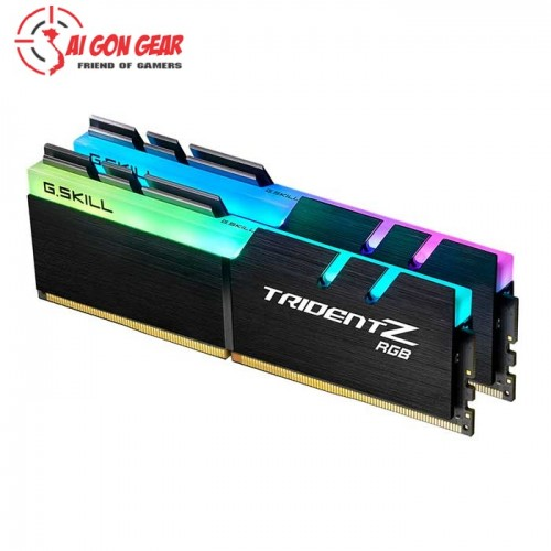 ram led Ram 4 Gskill Trident Z RGB 16GB (2x8GB) bus 3000 F4-3000C16D-16GTZR