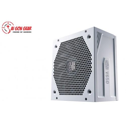 Nguồn máy tính V GOLD V2 650W W-CASE A/EU Cable(chính hãng)