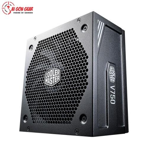 Nguồn máy tính : V GOLD V2 750W W-CASE A/EU Cable