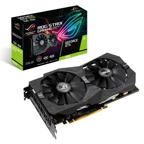 ASUS GeForce GTX 1650 4GB ROG Strix OC