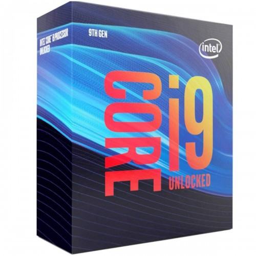 CPU INTEL I9 9900K BOX NK- BOX GIẤY