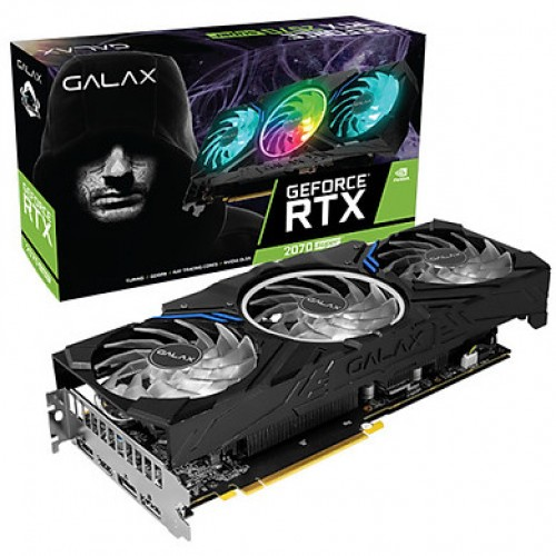 VGA GALAX GeForce RTX 2070 SUPER Work The Frames Edition 8GB GDDR6