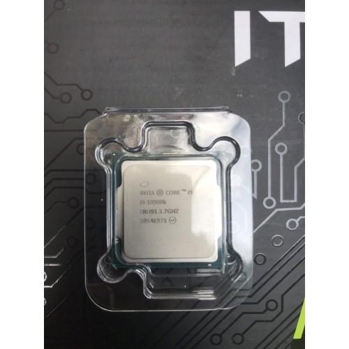 CPU Inltel Core I9 10900K Tray new không fan