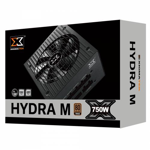 Nguồn XIGMATEK HYDRA M 750W - 80 Plus Bronze