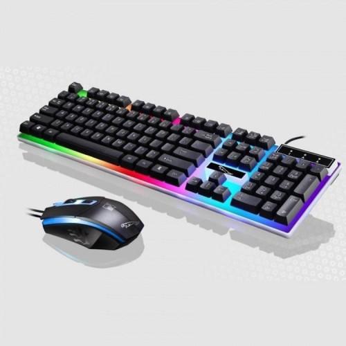 Bộ phím + chuột giả cơ gaming G21