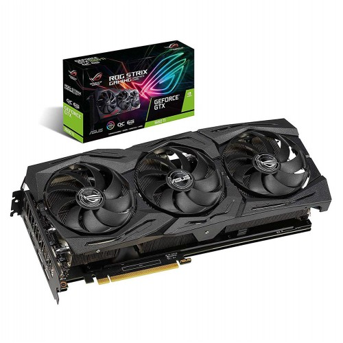 ASUS GeForce GTX 1660Ti 6GB ROG Strix OC