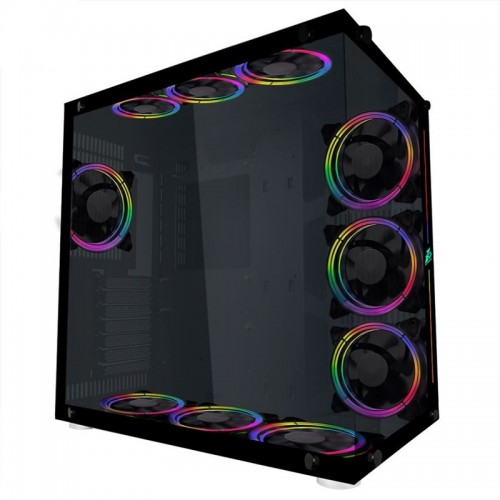 Vỏ case 1ST PLAYER SP8 RGB Chưa Fan