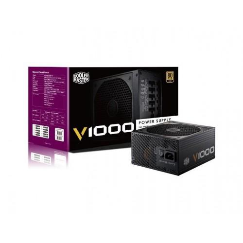 Nguồn máy tính Cooler Master V1000 1000W 80 Plus Gold