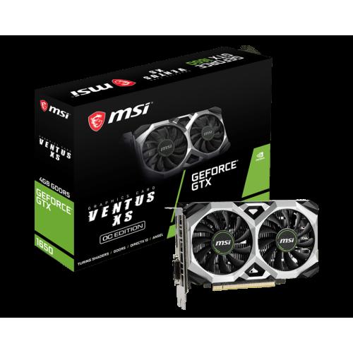 MSI GTX 1650 VENTUS XS 4G OC