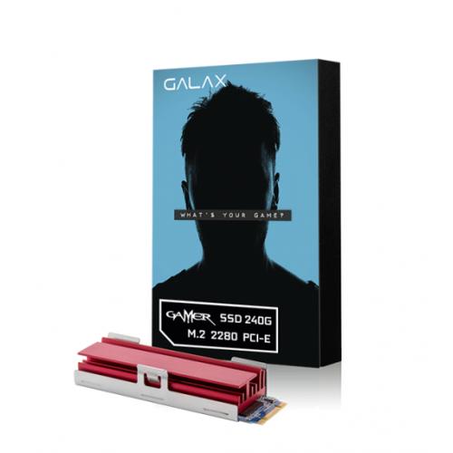 Ổ cứng SSD GALAX GAMER 240GB M.2
