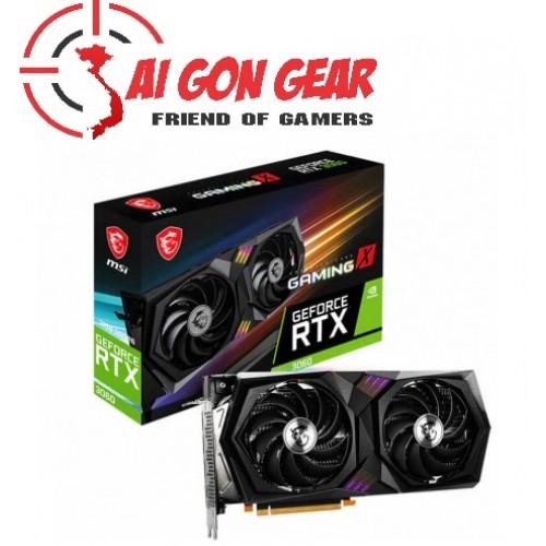 Card Màn Hình MSI Geforce RTX 3060 GAMING X 12G V2