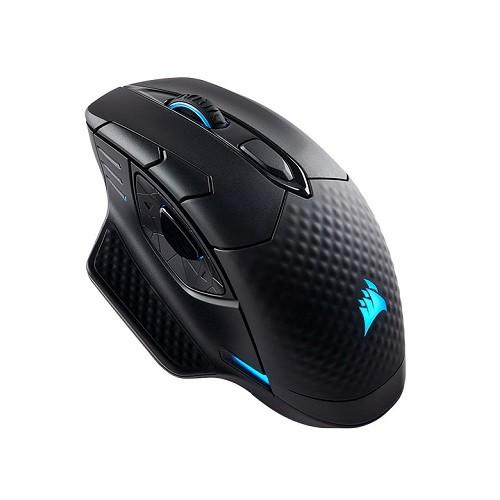 Mouse Dark Core Wireless Mouse RGB SE (dùng không dây/ sạc không dây Qi)
