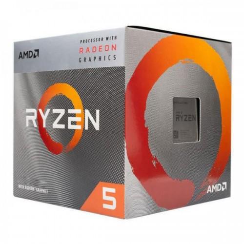CPU AMD Ryzen 5 3400G Chính Hãng