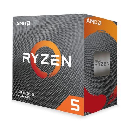 CPU AMD RYZEN 5 3600 Box Nhập BH 36TH