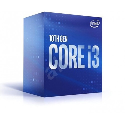 CPU Intel Core I3 10100 Box Chính Hãng