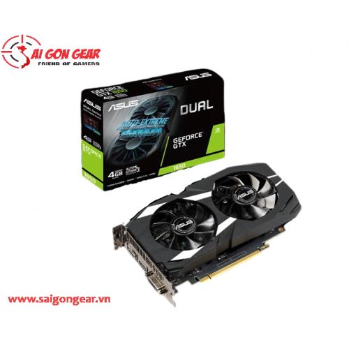 Card màn hình ASUS GeForce GTX 1650 4GB GDDR5 DUAL