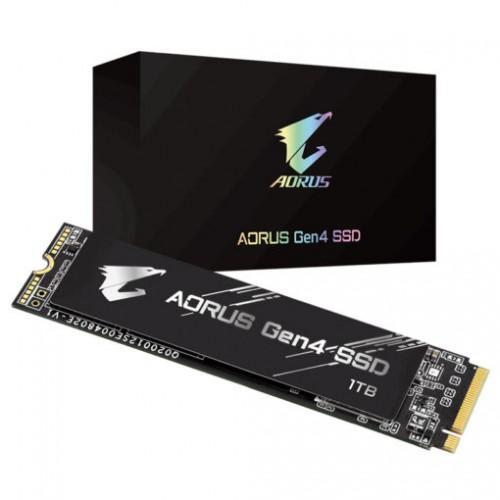 Ổ Cứng GIGABYTE AORUS Gen4 SSD 1TB (GP-AG41TB)