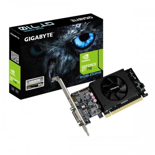 Card màn hình Gigabite GeForce GT 710 GV-N710D5-2GIL