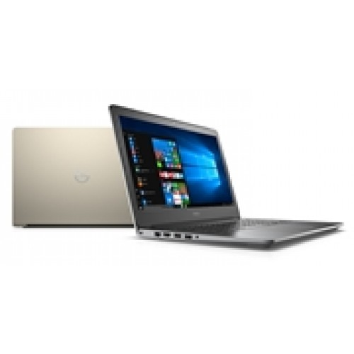 Laptop Dell Vostro 5568, Core i3-7100U/4GD4/1T5/15.6HD/W10SL/2GD5_940MX