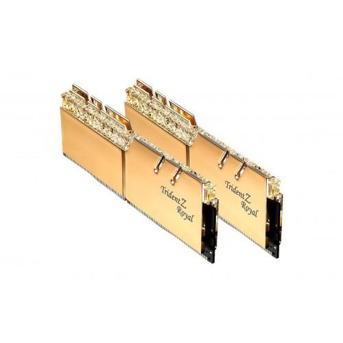 Ram G.Skill TRIDENT Z ROYAL 16GB (2x8GB) DDR4 3000MHz