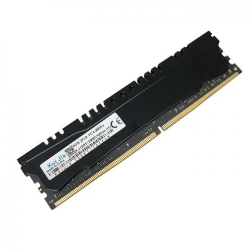 Ram Kuijia 8GB DDR4 Bus 2666 tản nhiệt black