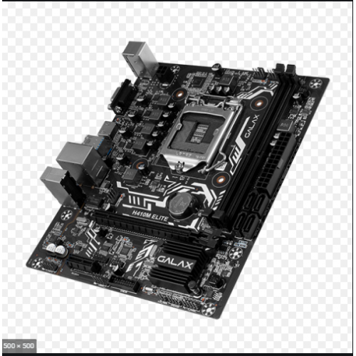 Mainboard h410M elite Galax BH 36TH