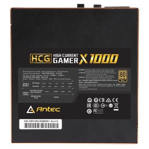 HCG 1000 Extreme BH 60TH