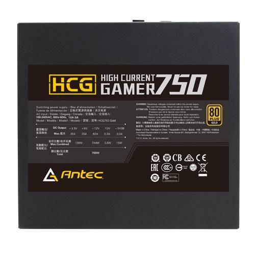 HCG 750 BH 60TH