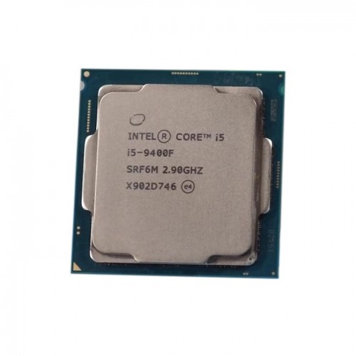 CPU Intel Core I5 9400F tray new không fan bh 36 tháng cty