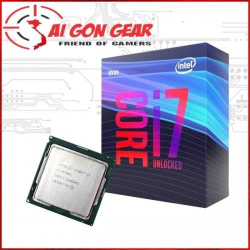 core i7 9700K Box nhập khẩu