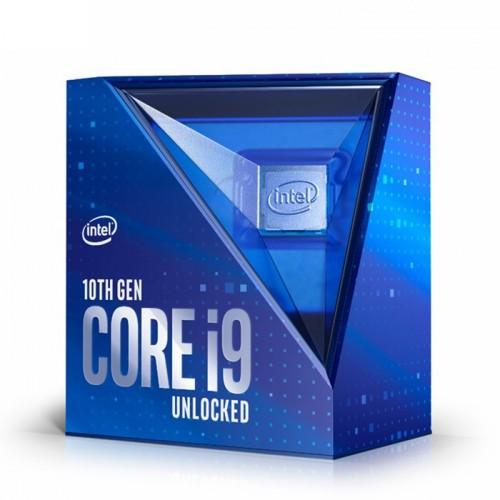 CPU Intel Core i9 10900K Box Nhập BH Intel 36TH