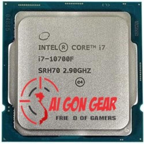 CPU INTEL CORE i7 10700F 10TH TRAY