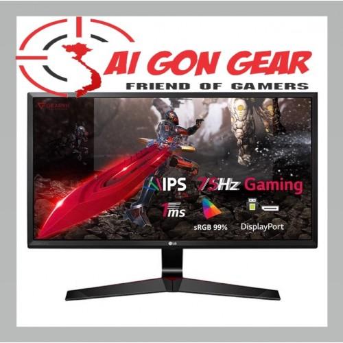 Màn hình LG 27MP59G-P 27 IPS 75Hz FreeSync chuyên game