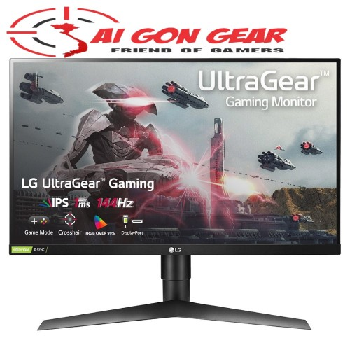 Màn hình LG 27GL650F-B UltraGear™ 27 IPS 144Hz Gsync compatible