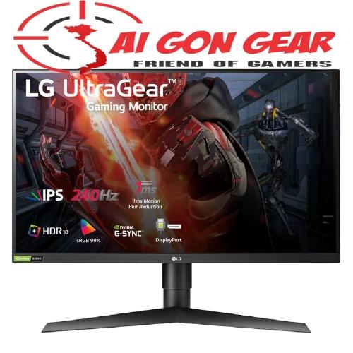 Màn hình LG 27GN750-B UltraGear™ 27 IPS 240Hz Gsync compatible