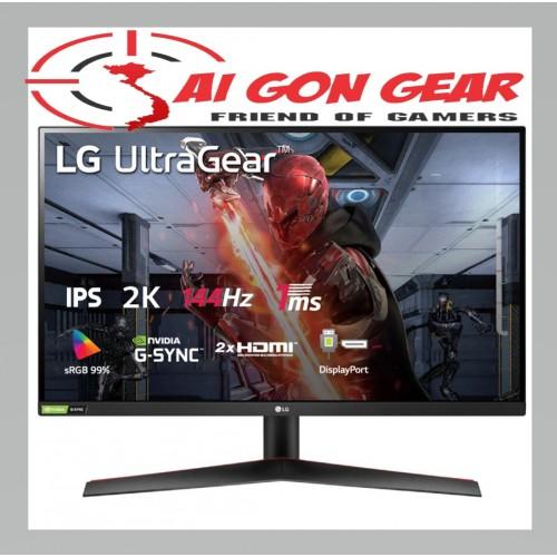 Màn hình LG 27GN800 UltraGear™ 27 IPS 2K 144Hz 1ms G-Sync