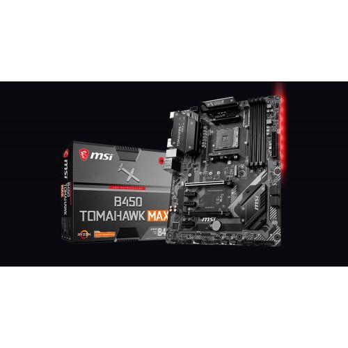 Mainboard MSI B450 TOMAHAWK MAX AM4 ATX