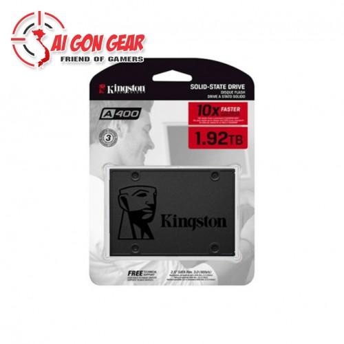 Ổ Cứng Máy Tính SSD Kingston SA400 1.92TB