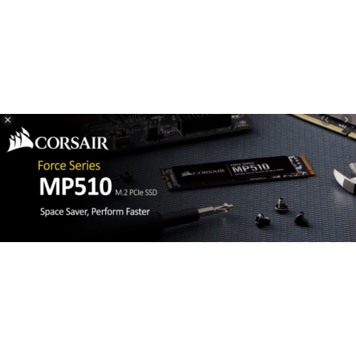 Ổ CỨNG SSD 240GB CORSAIR MP510 M2