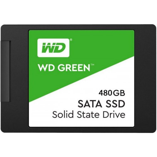 Ổ cứng SSD Western Digital 480GB Green
