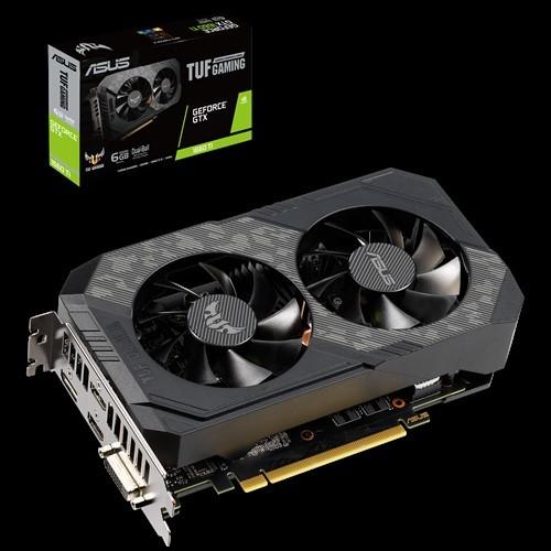 Card màn hình ASUS GeForce GTX 1660Ti 6GB GDDR6 TUF