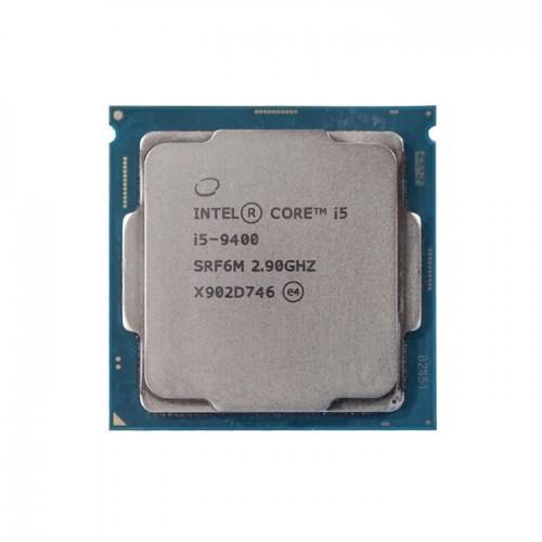 CPU Intel Core I5 9400 Tray Không Fan New
