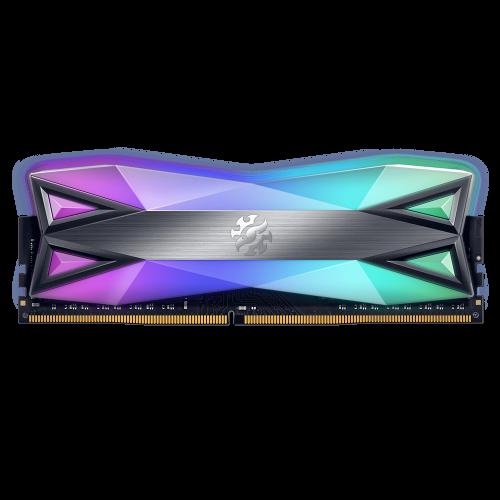 RAM ADATA DDR4 XPG SPECTRIX D60-LED 16GB Bus 3600 TUNGSTEN GREY RGB