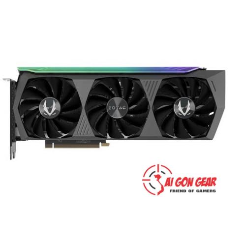 Card màn hình ZOTAC GAMING GeForce RTX 3080 AMP Holo