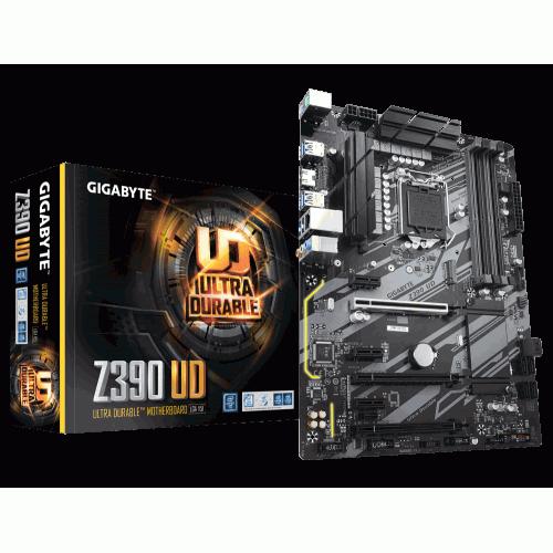 Main Gigabyte Z390-UD