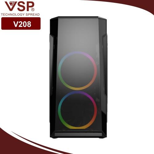 Vỏ Case VSP V208 ( Chưa Fan )