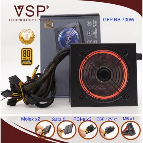 Nguồn VSP 700W - LED RGB