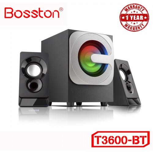 Loa 2.1 Bosston T3600-Bluetooth