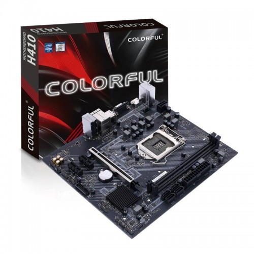 Mainboard COLORFUL H410M-K PRO